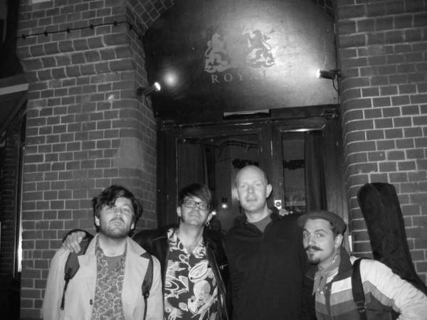 Ingo (Moderation), Razzo, DJ-Spock, Andy (The Andys)